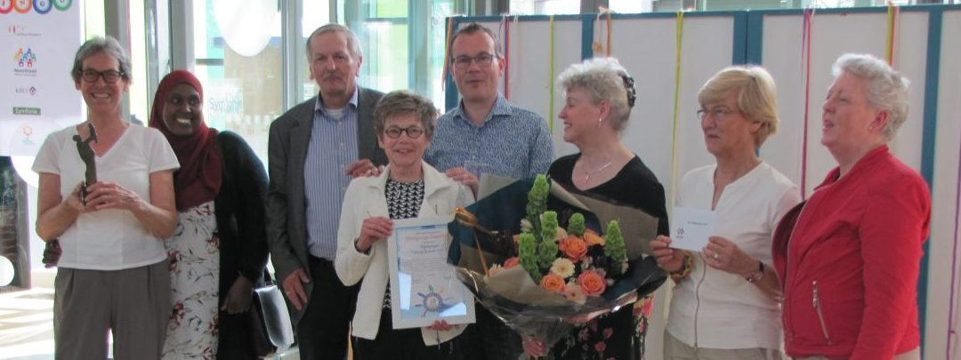 Werkgroep Zwerfafval Wijkburger 2017