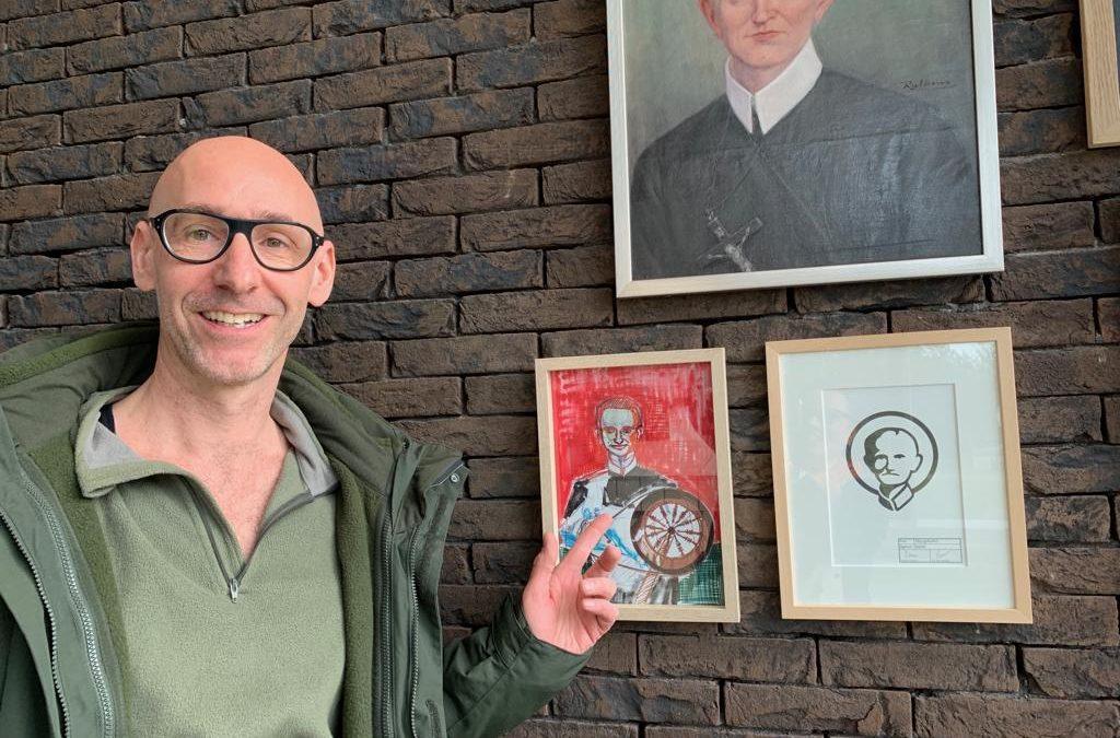 Nieuwe kunst aanwinst voor hetPeerke Donders Paviljoen