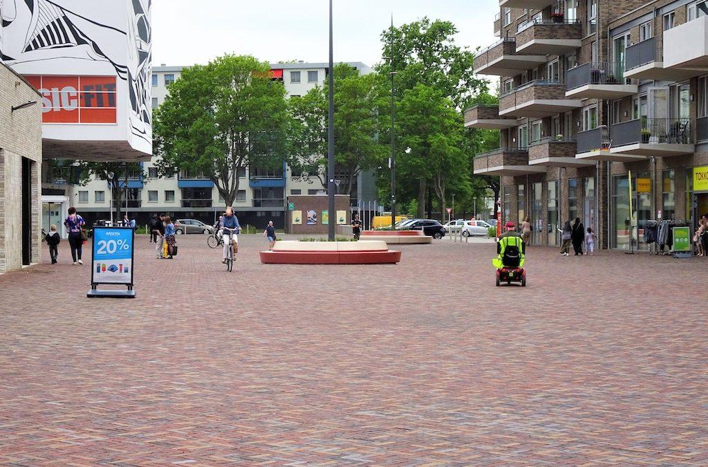 Verkeerssituatie Wagnerplein
